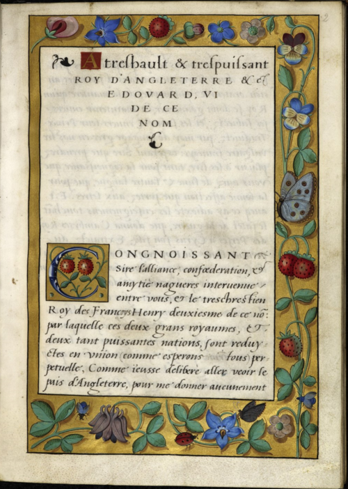 Royal MS 16 E XXXII, f. 2r