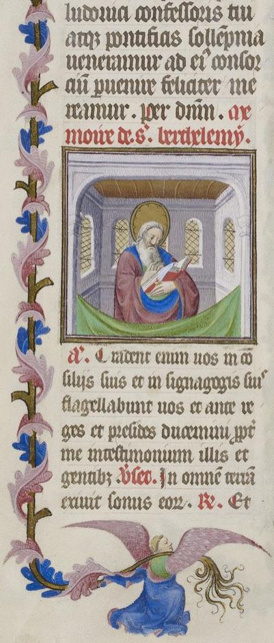 Egerton MS 1070 - f. 99v