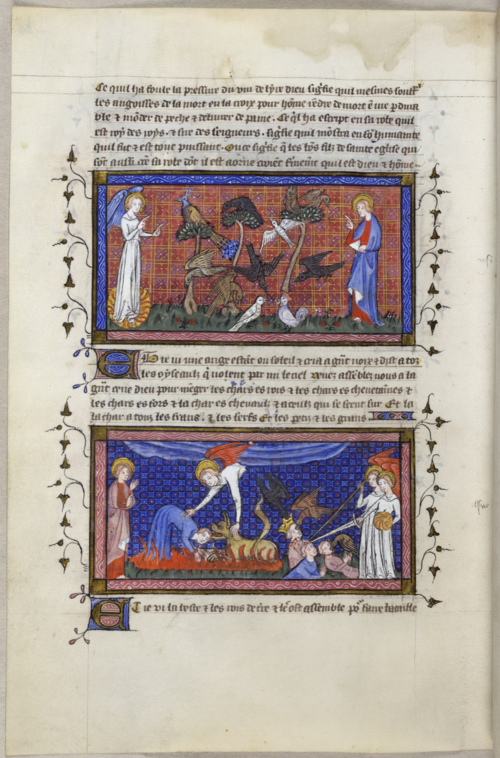 Yates Thompson MS 10, f. 33v