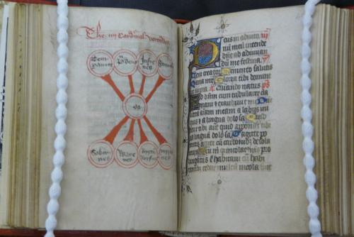 Egerton MS 3883, ff. 43v-44r